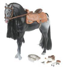 Bratz Wild Wild West Horse, Appaloosa Grey (New – Damaged Box )
