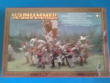 WARHAMMER Fantasy Sigmar Empire State Troops Freeguild Guard NEW NUOVO Plastic
