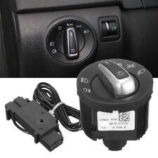 Car Auto Headlight Head Light Switch Sensor For VW Golf MK6 MK5 Jetta Tiguan New