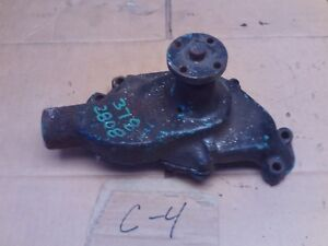 ORIGINAL GM USED WATER PUMP CORE 3782608 IMPALA CHEVELLE SS NOVA L79 CAMARO SBC