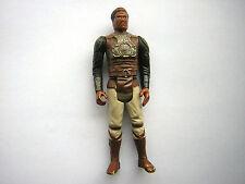 Vintage Kenner Star Wars-Lando Calrissian Skiff Guardia ROTJ disfrazar Lfl 1982