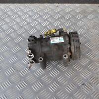 PEUGEOT 207 A/C Air Con Compressor Pump 9651910980 1.4 Petrol 2007