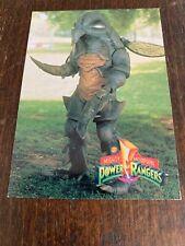 1994 Mighty Morphin Power Rangers New Season (Series 3) Praying Mantis #10 1e7
