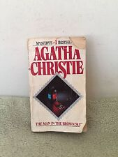 The Man In The Brown Suit by Agatha Christie (1985) PB