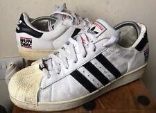 Adidas Superstar 35th Anniversary RUN DMC Series #15 JMJ Hip Hop Trainers - 10