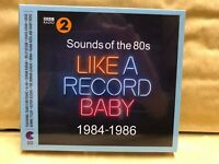 Sounds Of The 80s Like A Record Baby (1984-1986) BBC Radio 2  NEW Sealed WE3