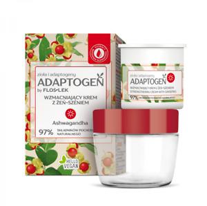 Flos-Lek Adaptogen wzmacniający krem dzień/ Strengthening day cream