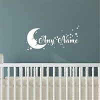 Personalized Name Decal Wall Vinyl Decals Art Home Decor Stickers Nursery Kids
