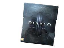 Diablo 3 Reaper of Souls PC COLLECTORS EDITION D3-CE-D III inglés