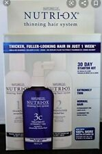 Nutri-ox thinning hair treatment. 30 day starter kit for extremely thin hair.