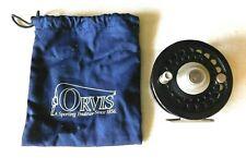 Vintage ORVIS SSS 9-10 D Drive Fishing Fly Reel Argentina  Left Handed?