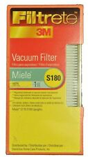 Miele Model S170 - S180 Series Vacuum Cleaner Filters