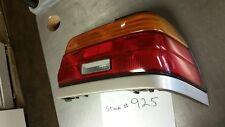 Corolla right taillight lamp lens sedan passenger side Toyota 93 94 95