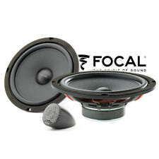 Focal ISU200 20cm 2-Wege Speaker System 7 7/8in Car Box Set Car