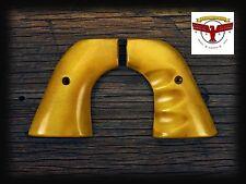 COLT SAA JOHN WAYNE MAGNA-TUSK™ SINGLE ACTION ARMY AGED IVORY GRIPS ^