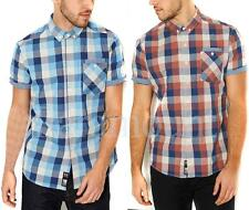 Cotton Button Down Casual Shirts & Tops for Men