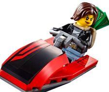 Lego City 60131 Jetski + Crook Minifigure(only)split from Set 60131 NEW