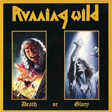 "Running Wild 'Death Or Glory' 2x12"" Vinyl - NEW"