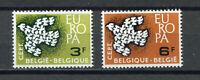 s10294)  BELGIUM 1961  MNH** EUROPA 2v