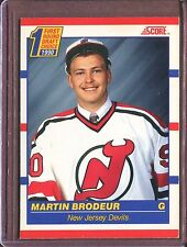 1990 Score Canadien 439 Martin Brodeur RC NM #D144495