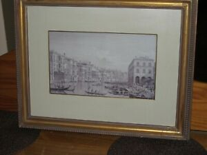 Canaletto In Art Prints For Sale Ebay