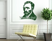 Vincent van Gogh  - highest quality wall decal stickers