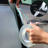 Car Film Protector Door Handle Protection Bumper Body Anti Scratch Wrap Sticker