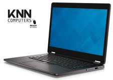 Dell Latitude E7470 - Intel Core i7-6600U 16G RAM 512G SSD W10 14in