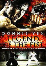 Legend Of The Fist - The Return Of Chen Zhen (DVD, 2011)