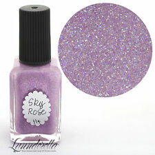 Lynnderella Limited Edition Nail Polish—Sky Rose—#10/14