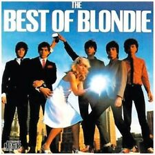 Blondie Best of CD 14 Track (cdp2131712) Dutch Chrysalis 1989