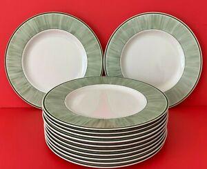 "Villeroy & Boch Flora 10.5"" Dinner Plate Set of 12"