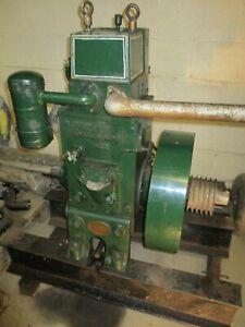 Ruston Hornsby 1VSH diesel stationary engine