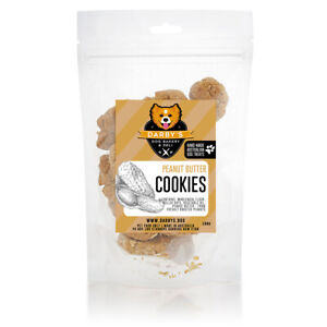 Darby's Dog Bakery & Deli oven-baked Peanut Butter dog treat cookies 180g
