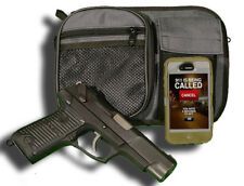 Discreet Pistol Pack from Crooked Horn Outfitters. Perfect for Conceal Carry