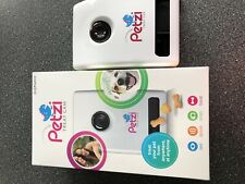 Petzi Treat Cam: Wi-Fi Pet Camera Treat Dispenser - New