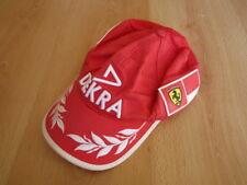 selten Mütze Formel 1vintage DEKRA Michael SCHUMACHER Ferrari rot Größe Un
