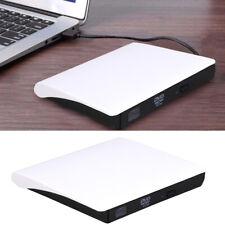 More details for external slim usb 3.0 dvd rom cd writer drive burner reader player for laptop