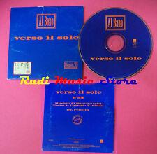 CD singolo Al Bano Verso Il Sole PROMO RADIO GERMANY 1997 no mc lp(S20)