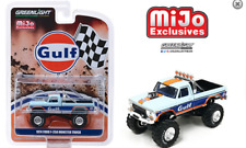 Greenlight Ford F250 Monster Truck GULF Livery 51288 1/64 LTD 4,800