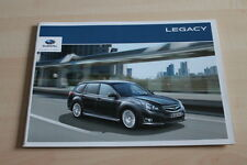 101628) Subaru Legacy Prospekt 01/2012
