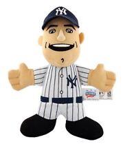 "Derek Jeter New York Yankees 7"" inch Plush Doll Figure by Bleacher Creatures"