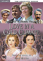 Love in a Cold Climate - The Complete Series [DVD] [1980], Very Good DVD, Lucy G