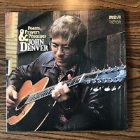 John Denver-Poems, Prayers And Promises- Vinyl LP