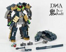 New Transformers DNA Design DS-02 Arashi Banzai-Tron Figure in Stock