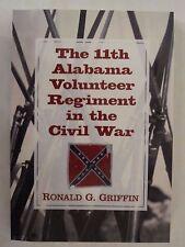 The 11th Alabama Volunteer Regiment in the Civil War