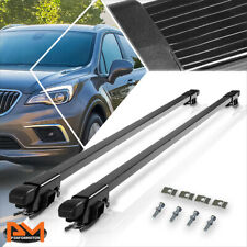 "50""Aluminum Roof Rack Adjustable Van/SUV Top Rail Crossbar Baggage Cargo Carrier"