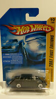 Hotwheels Buick Grand National 2007 First Editions RARE 1/64