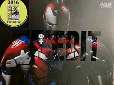 SEN-TI-NEL RE:EDIT #03 Iron Patriot SDCC 2016 Exclusive IN STOCK USA