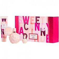 Ariana Grande Sweet Like Candy 100ML 3PC SET EDP HER PERFUME SP NEW I/B GENUINE